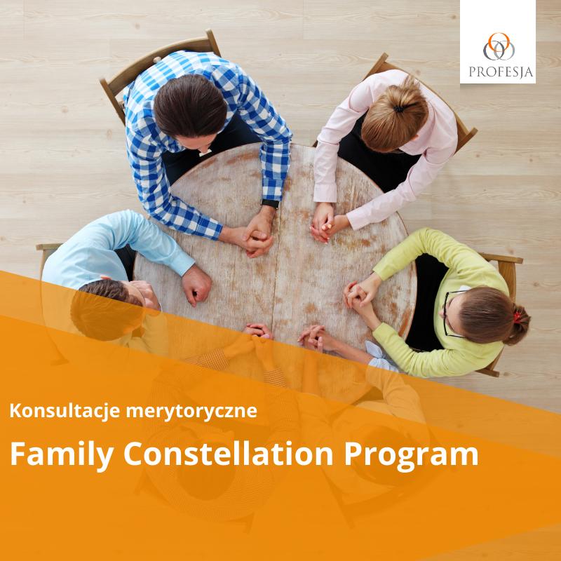 Konsultacje merytoryczne - Family Constellation Program
